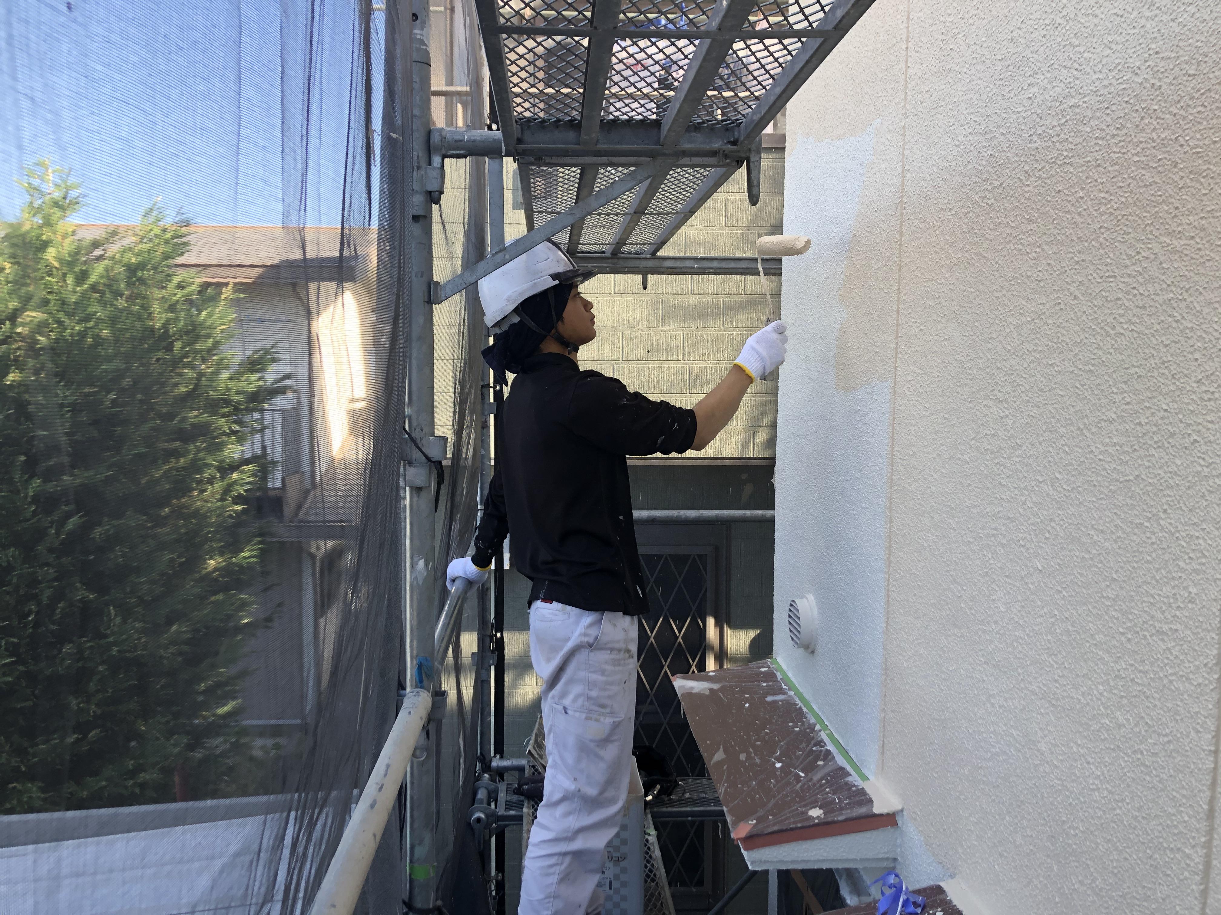 建築塗装工事ならワタナベ塗装株式会社
