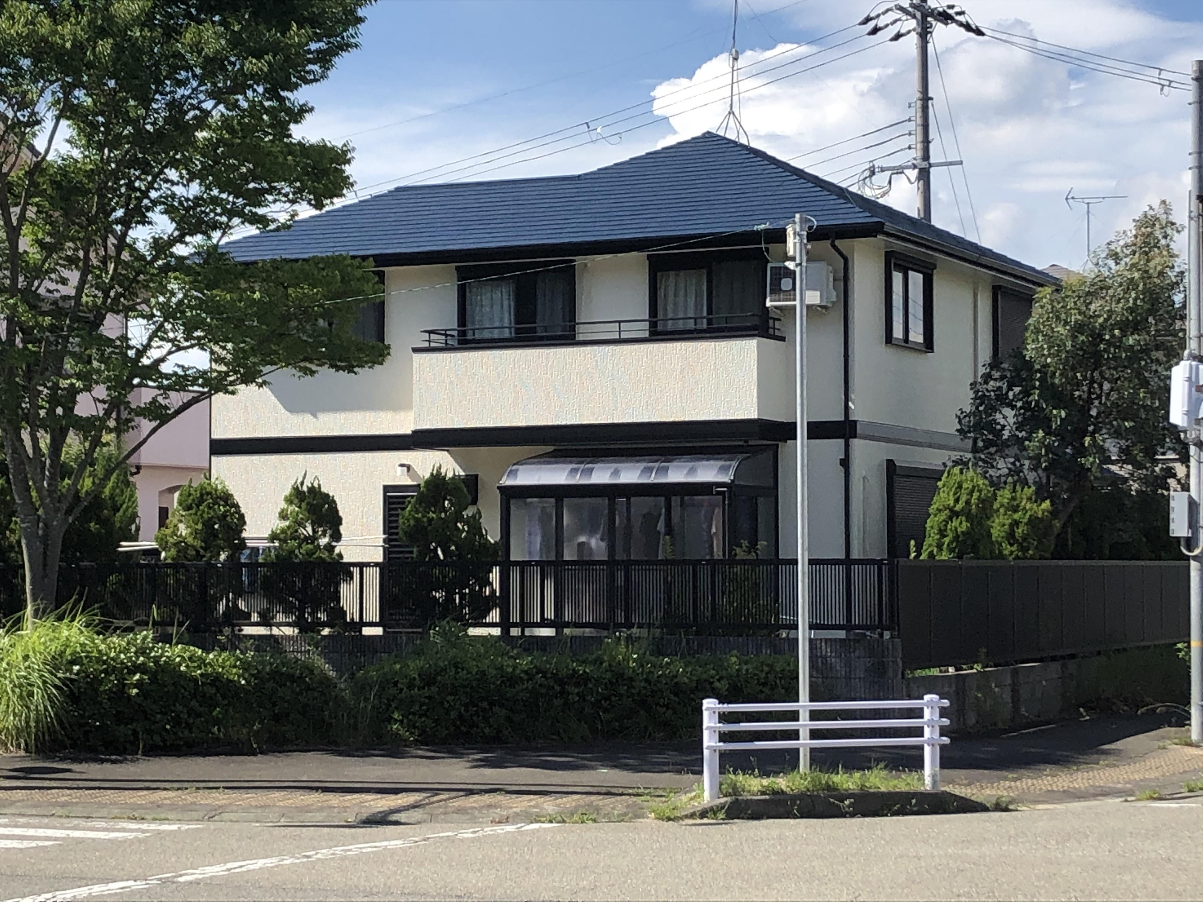 施工完了  鈴木邸